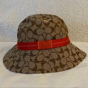 Brand New COACH Bucket Hat